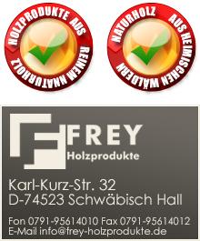 Frey Holzprodukte GmbH Gaildorf